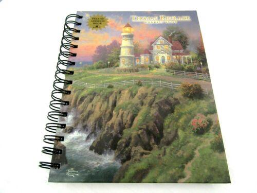 Thomas Kinkade Victorian Light House Address Book New