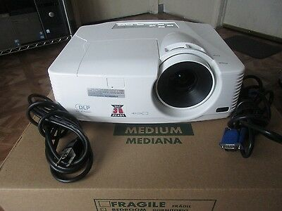 Mitsubishi XD550U HDMI VGA DLP 3D Ready Projector  !!! QTY AVAILABLE !!!