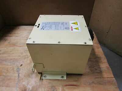Hammond 2104804 160118 Transformer 10kva Hv. 480v Lv 115-230-115v 1ph
