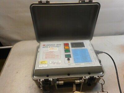 Avo Biddle Bite Mbite Miniature Battery Impedance Test Equipment 246005b 1