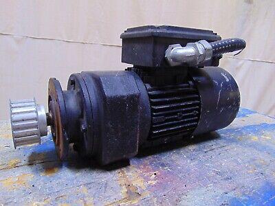 Sew-eurodrive Gearmotor 12 Hp 230460 Volt With Electric Brake