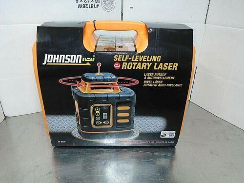 Johnson Self-Leveling Rotary Laser Level (40-6539) - BRAND NEW!