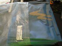 NEW OEM BENNINGTON 8 1/2' X 10' MEDITERRANEAN BLUE BIMINI TOP & BOOT 14531