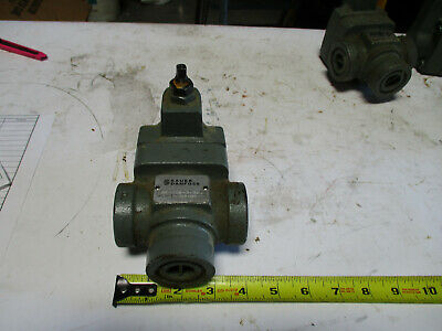 Sauer Danfoss Rf-t06-3-30j Hydraulic Relief Valve New Old Stock