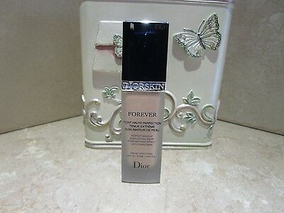 CHRISTIAN DIOR DIORSKIN FOREVER PERFECT MAKEUP EVERLASTING EFFECT # 010 1OZ