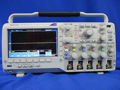 Tektronix Dpo2014b 100 Mhz 4 Channel 1gss Digital Oscilloscope