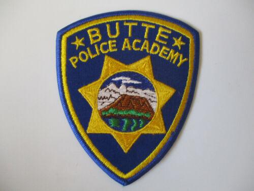 vintage Mt Butte Montana Police Academy Cadet  Patch