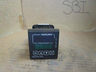WATLOW 96 96A0-CCDR-00RG Temperature Controller