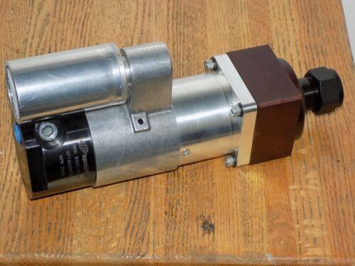 Ingersoll-rand 8203-4a-j Air Motor Cnc Milling Router 2000 Rpm Da 180 Collet Chu