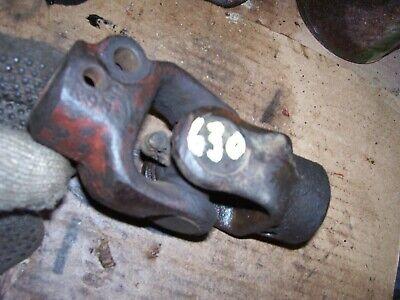Vintage Ji Case 630 Gas Row Crop Tractor -steering - Front U Joint -1959