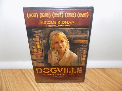 Dogville  Dvd  2004  Nicole Kidman   Brand New  Sealed