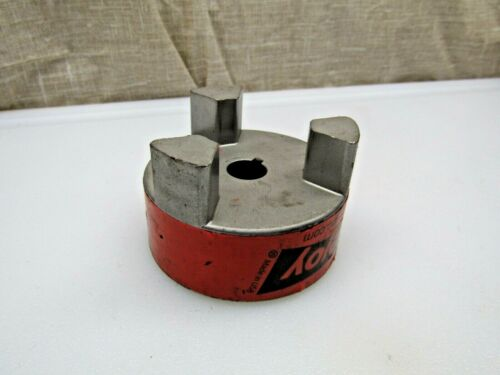 """Lovejoy L-099 X 1-1/8 L099 X 1.125 Jaw Coupling Hub 1-1/8"""" Keyed Bore"""