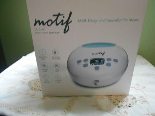 Motif Luna Double Breast Pump Factory Sealed