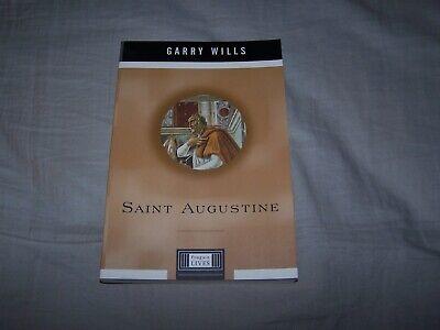 Saint Augustine by Garry Wills ©1999 Penguin Lives