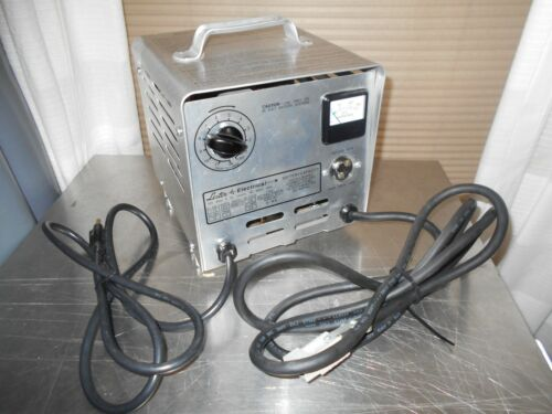Lester Electrical 09611-01 - Golf Cart Charger,36V, 25A, Manual Timer, Ex. Cond.
