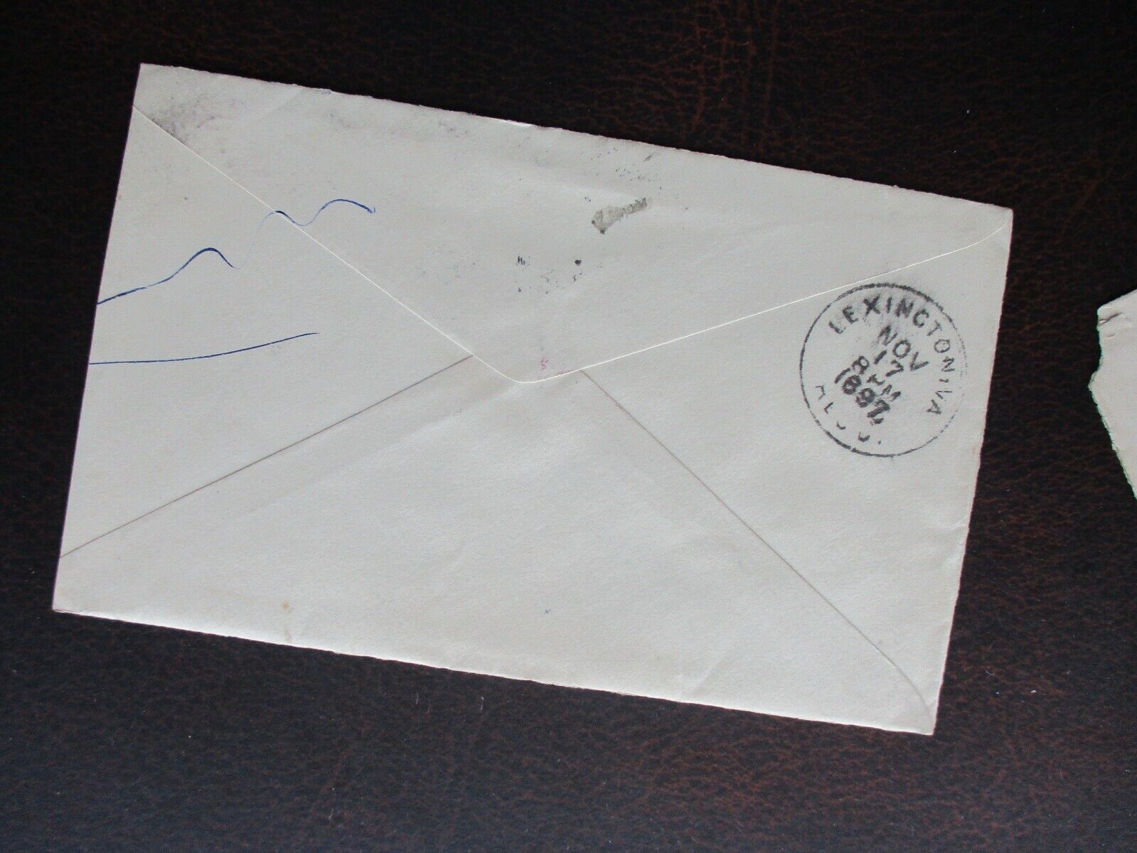 1878-97 2 Lexington,Brownsburgh,Middleburgh,Virginia St. Johns College Covers  - $9.99