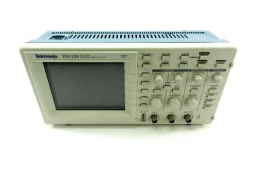 Tektronix TDS220 Digital Oscilloscope -  See Description