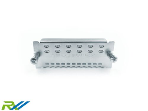 Cisco Compatible Blank faceplate for NIM slot for Cisco ISR 4400 / NIM-BLANK=