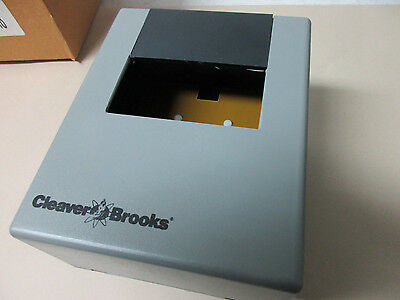 Cleaver Brooks Flame Monitor Chassis And Cover 120 V Cb110 New
