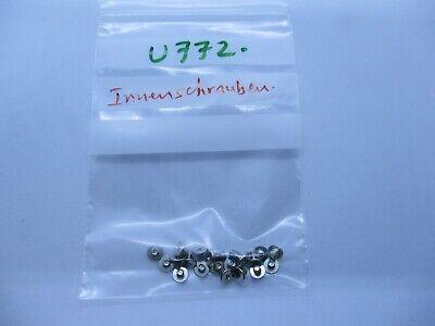 Gebraucht, Original Innenschrauben für Fujitsu Lifebook U772 (ohne Gehäuseschrauben) gebraucht kaufen  Asperg