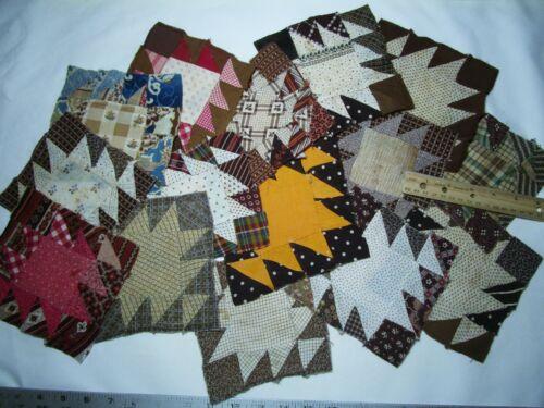Antique Quilt Block 1800