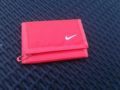 Bright Neon NIKE Bi Fold Wallet