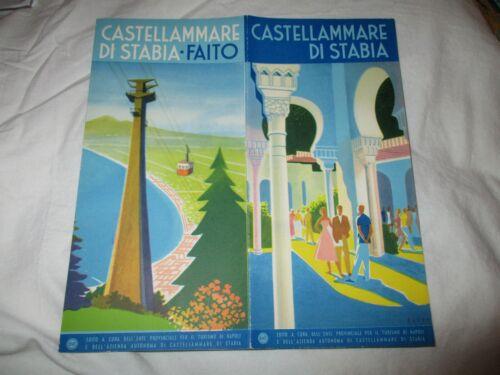 Castellammare Di Stabia 1950