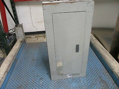 Siemens Main Breaker Circuit Breaker Panel Bg42mb4225stm 225a Main 42-slot Used