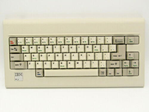 Vintage IBM PCjr Keyboard New - No Box