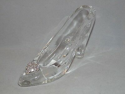 Disney Parks Cinderella Glass Slipper by Arribas Brothers Medium