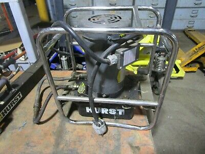 Hurst Jaws Of Life Hydraulic Power Pack With 18 And 30 Ram