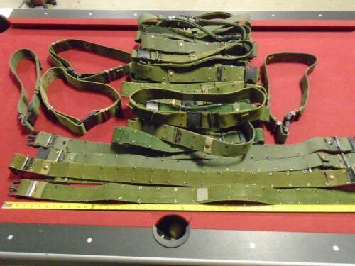 USGI US Military LC-2 Individual Equipment Pistol Belt Used Size Large LCE LBE