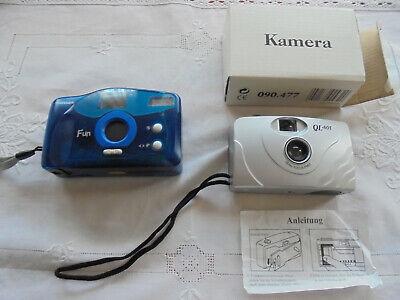Fotoapparate 2x - nichts wertvolles - vielleicht für Kinder ?????