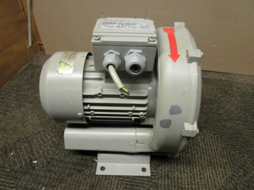 SIEMENS ELMO-G 2BH1300-7AH12-Z .50KW REGENERATIVE BLOWER 240-290/415-500V 3PH