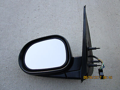 99 - 01 MERCEDES ML320 DRIVER SIDE HEATED AUTO DIM MEMORY EXTERIOR DOOR MIRROR