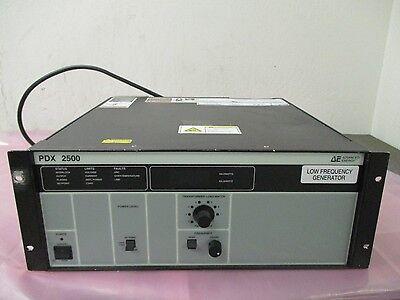 Advanced Energy PDX 2500 RF Generator 3156012-105A Novellus 27-047499-00, 409743
