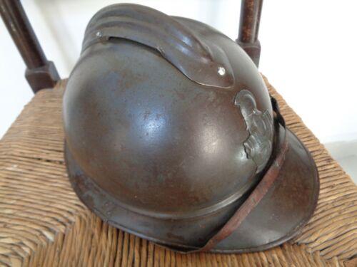 French Adrian helmet original 1914 Engineers