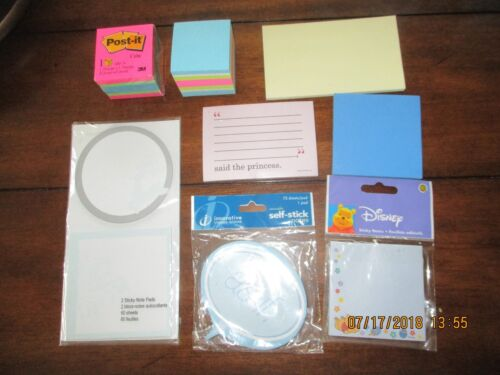 POST-IT NOTES - 1,000 + Sheets!