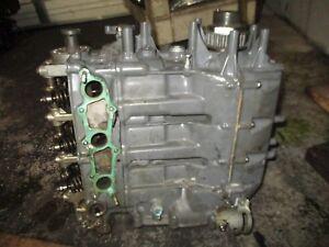 2000 Honda outboard BF40A 40 hp crankcase powerhead