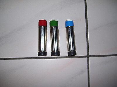 3 Stück  Taschenlampe Sammlerstück Bären Domlinse