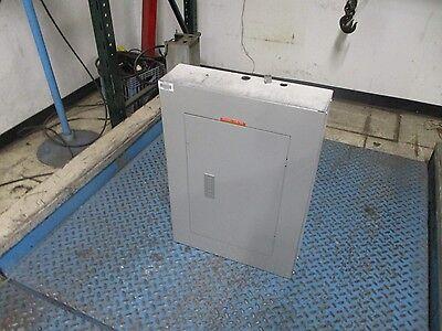 Ite Main Lug Circuit Breaker Panel Cdp-7 100a Max 30-slot Used