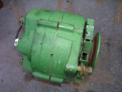 Vintage Oliver 1650 Diesel Tractor -alternator Pulley - Untested - 1966