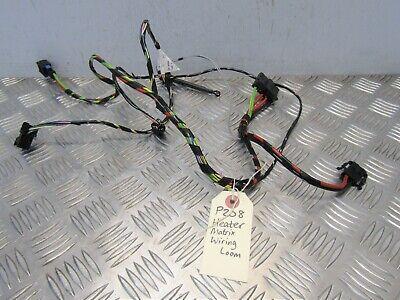 PEUGEOT 208 2012-15 HEATER MATRIX WIRING LOOM (1.4l 8v HDI) T1013329N     #8614V