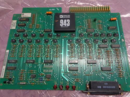 GENERAL ELECTRIC IC600YB900B PARALLEL TRANSMITTER BOARD