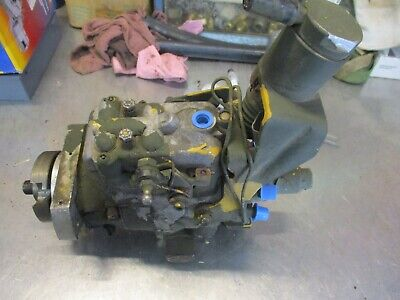 Standyne Fuel Injection Pump E9-db4427-5468 Type 5249 Cat Caterpillar 149-5459