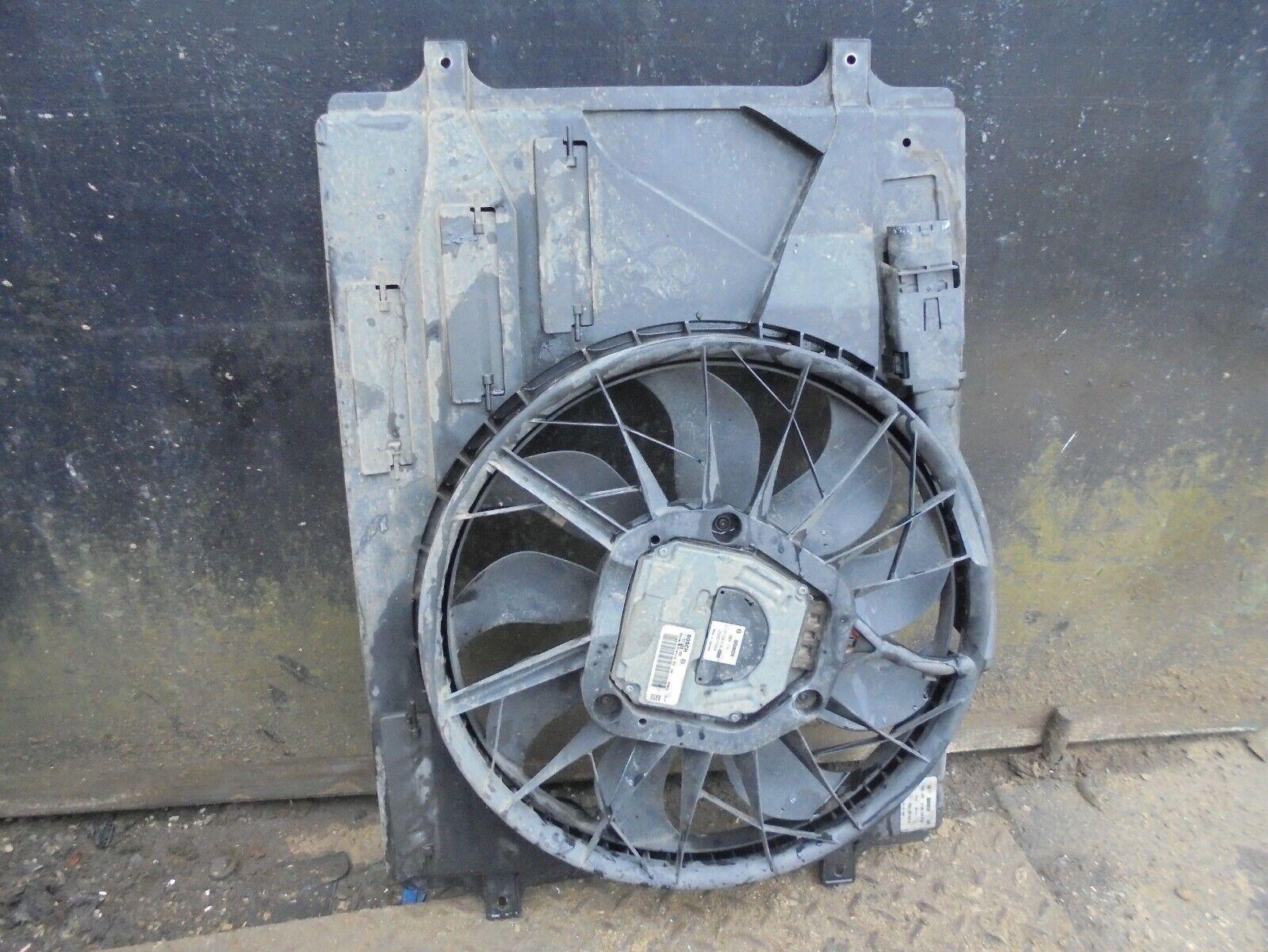 ford galaxy 1.9 tdi - radiator fan
