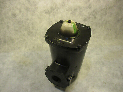 Vickers 50fb-1p-11 Hydraulic Suction Filter 1-12 Npt