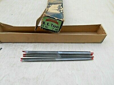 Simmonds 7 Double End Taper File File  Usa Price Is For 1 File