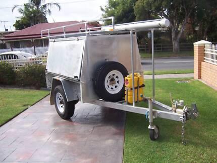 tradesmans box trailer Keysborough Greater Dandenong Preview
