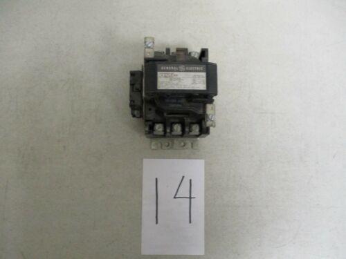 GE NEMA SIZE 2 STARTER CR305D0
